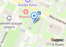Компания «Нотариус Сидорова Д.Л» на карте