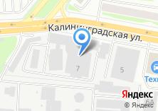 Компания «Автоклинч» на карте