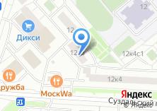 Компания «ОДС Инженерная служба района Новокосино» на карте