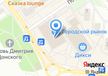 Компания «Мамонтенок» на карте
