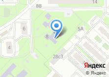 Компания «Детский сад №14 Чебурашка» на карте