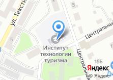 Компания «ИТТ» на карте