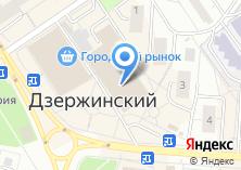 Компания «Мастер Печкин» на карте