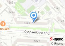 Компания «Магазин отделочных материалов на Суздальской» на карте