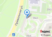 Компания «Виктоль» на карте