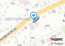 Компания «Железный дровосек» на карте