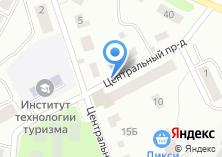 Компания «ДВП ДСП МДФ В Пушкино» на карте