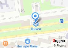 Компания «Муниципальный центр печати» на карте