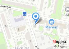 Компания «Кадастровая палата по Московской области» на карте