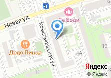 Компания «Промстрой» на карте