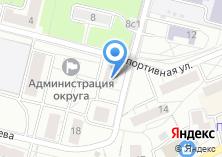 Компания «Окна Стрит» на карте