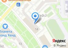 Компания «Сива» на карте