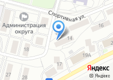 Компания «КД-Сервис» на карте