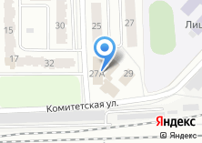 Компания «ОВД по г. Юбилейный» на карте
