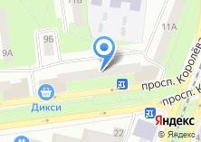 Компания «Феникс-Групп» на карте