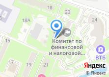 Компания «ЖЭУ №5» на карте