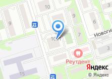Компания «Прокси Дент» на карте