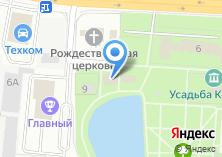 Компания «Армада Тур» на карте
