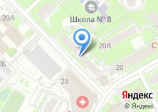 Компания «Союз потребителей Московской области - Защита прав потребителей» на карте