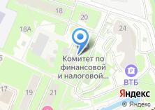 Компания «Пушкинский отдел Управления исполнения бюджета Министерства финансов Московской области» на карте