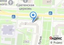 Компания «На Саранской» на карте
