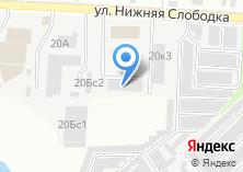 Компания «Индеп Сервис» на карте