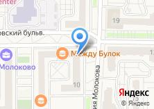Компания «Ново-Молоково» на карте