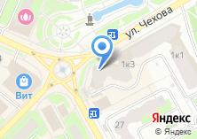 Компания «Строящийся жилой дом по ул. Чехова (г. Пушкино)» на карте