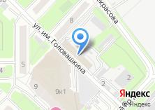 Компания «Реутовская Районная Эксплуатационная Служба» на карте