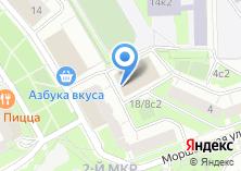 Компания «Жулебино» на карте