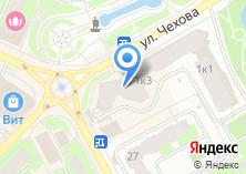 Компания «Московский Гриль» на карте