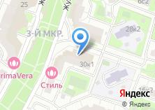 Компания «Ивановский трикотаж» на карте