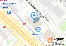 Компания «Splita» на карте