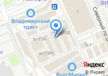 Компания «Теплый пол-Дэйви» на карте