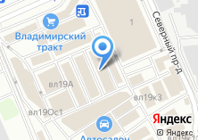 Компания «Сеть многопрофильных магазинов» на карте