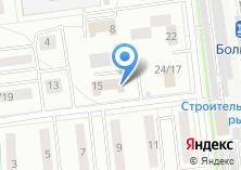 Компания «Жилищно-коммунальное объединение» на карте