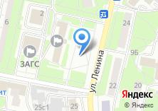 Компания «АВТОХАРТ» на карте