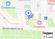 Компания «Вито сервис» на карте