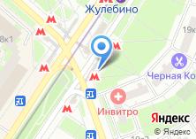 Компания «Станция Жулебино» на карте