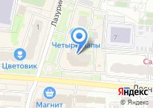 Компания «Мерлен» на карте