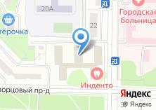 Компания «Государственная жилищная инспекция Московской области» на карте