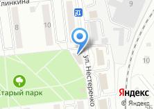 Компания «Зоомагазин на Нестеренко» на карте