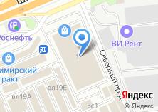 Компания «КБ Смоленский Банк» на карте