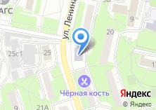 Компания «Service24» на карте