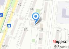 Компания «Магазин хозяйственных товаров на ул. Дзержинского» на карте