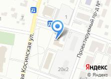 Компания «ЭКО Технологии» на карте