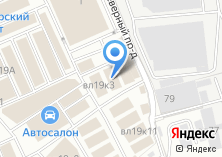 Компания «Ангары.РУ» на карте