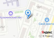 Компания «Сатекс» на карте
