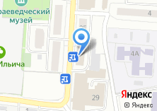 Компания «Калининградская правда города Королева» на карте