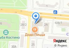 Компания «matrassika.ru» на карте